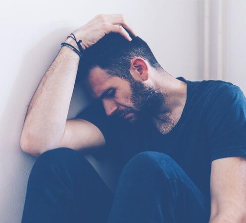 الأمراض النفسية المرتبطة بالادمان