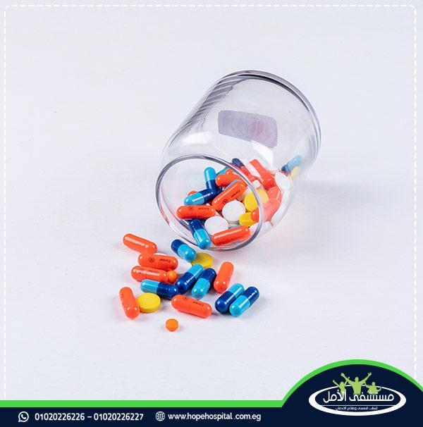 ادوية علاج اعراض انسحاب ادمان الكريستال ميث
