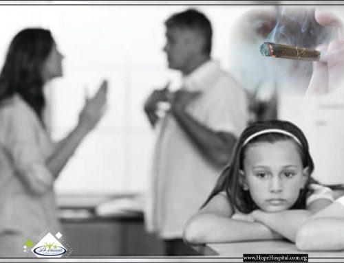 أضرار المخدرات على الفرد والأسرة والمجتمع