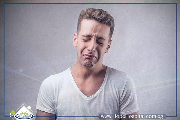 أعراض الاكتئاب الحاد عند الرجال