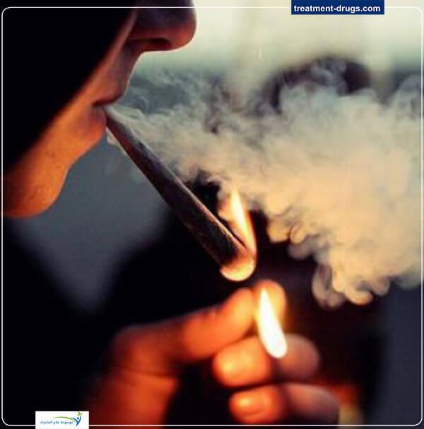 تدخين نبات القنب في مصر