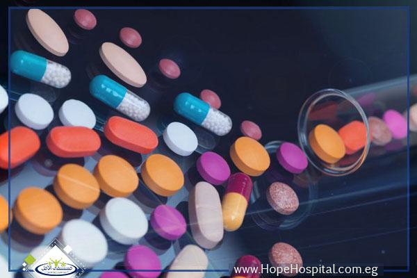 تعرف على انواع حبوب المخدرات واعراضها