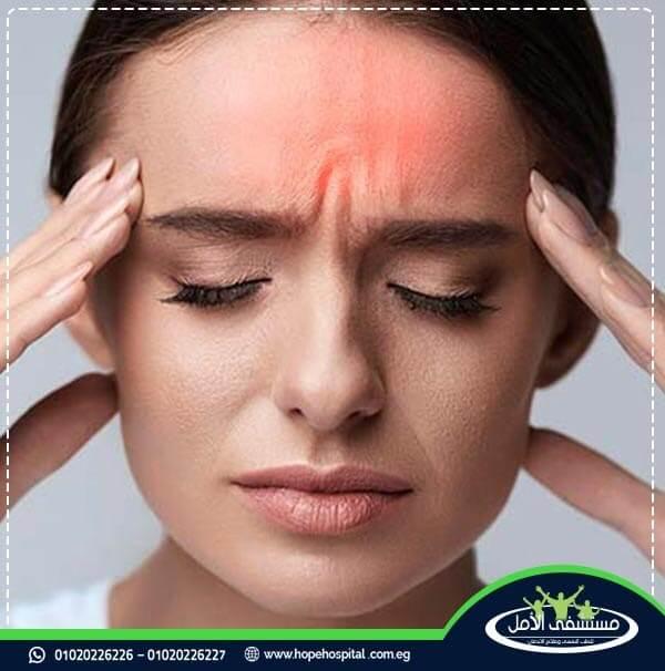 اعراض التوتر والقلق على الجهاز العصبي
