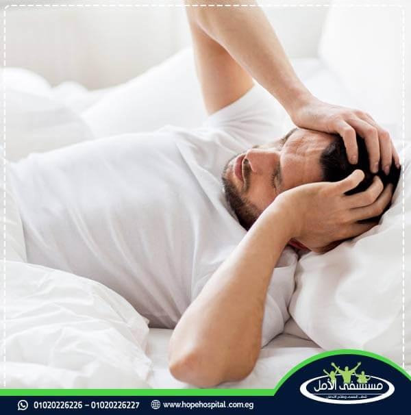 الالام الرأس من اعراض الاكتئاب الجسدية