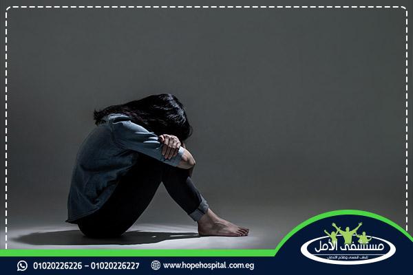 علامات الاكتئاب عند المراة