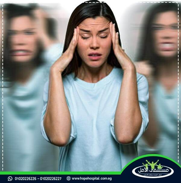 اسباب و اعراض القلق النفسي الحاد