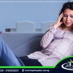 اعراض القلق النفسي الحاد