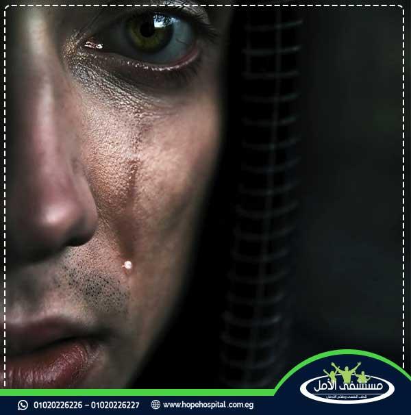 ما هي أعراض الاكتئاب الحاد