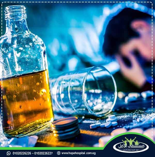 اعراض ادمان الخمر وكيفية التخلص من الكحول