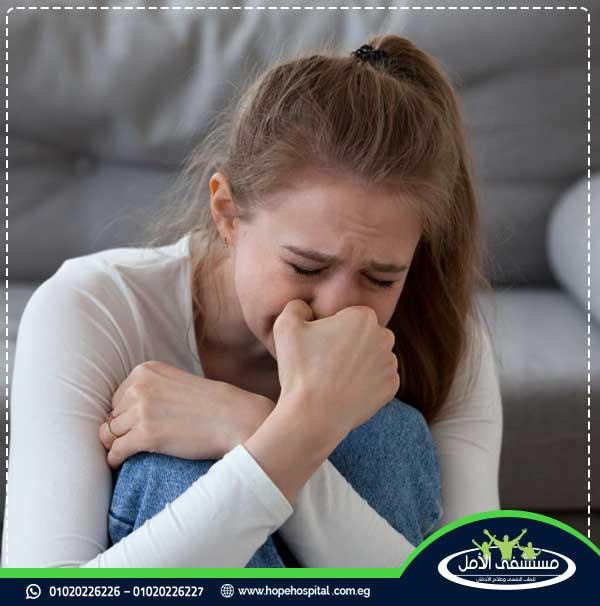 اشهر انواع المرض النفسي عند المراهقين