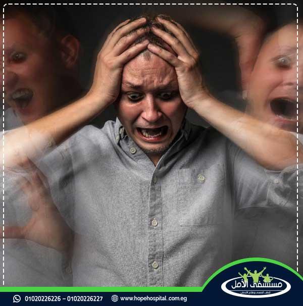اعراض تعاطى الكريستال ميث النفسية