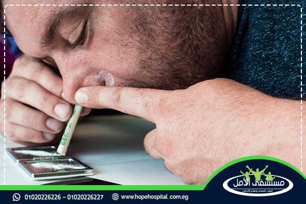 اعراض تعاطي الهيروين