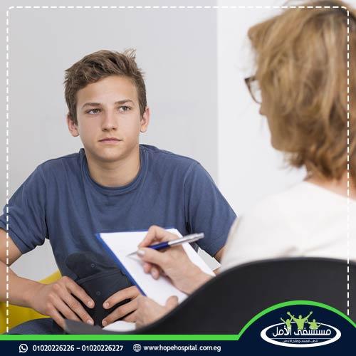 التوحد عند المراهقين