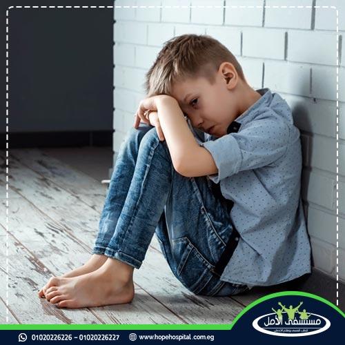 الأمراض النفسية عند الاطفال