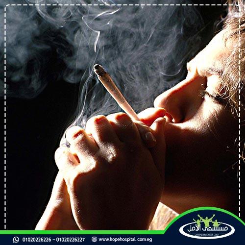 علاج إدمان الماريجوانا