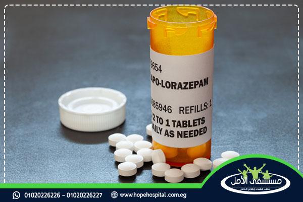 علاج ادمان البنزوديازيبين